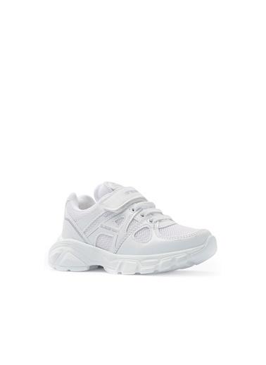 Slazenger Slazenger REBEL Spor Çocuk Ayakkabı   Sarı Beyaz